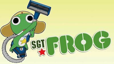Sgt Frog Cover.jpg