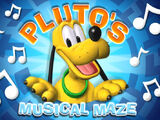 Mickey Mouse Clubhouse: Pluto's Musical Maze (Online Games)