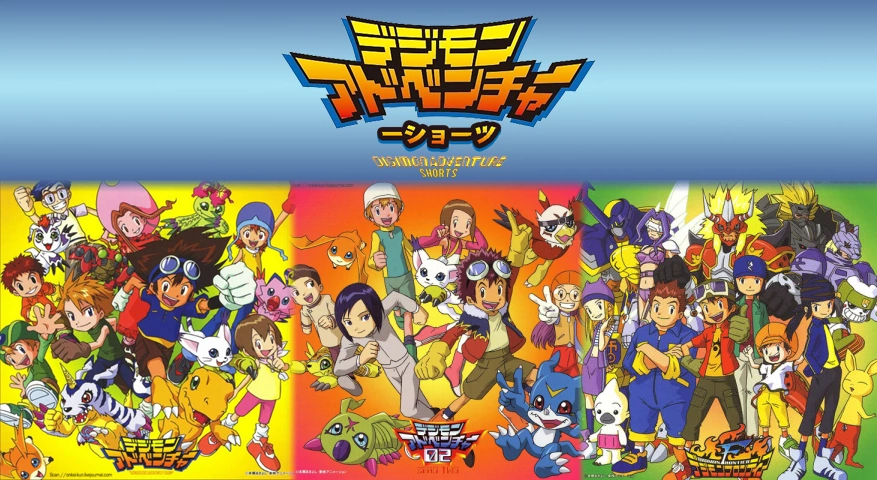 New Digimon Adventures