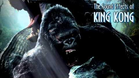 King Kong Roar
