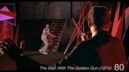 The Man with the Golden Gun (1974) CINESOUND GUNSHOT 01