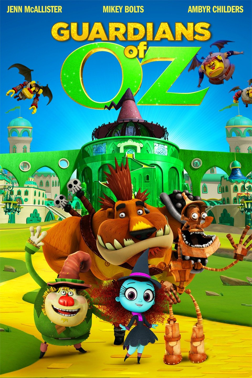 Guardians of Oz (2015)