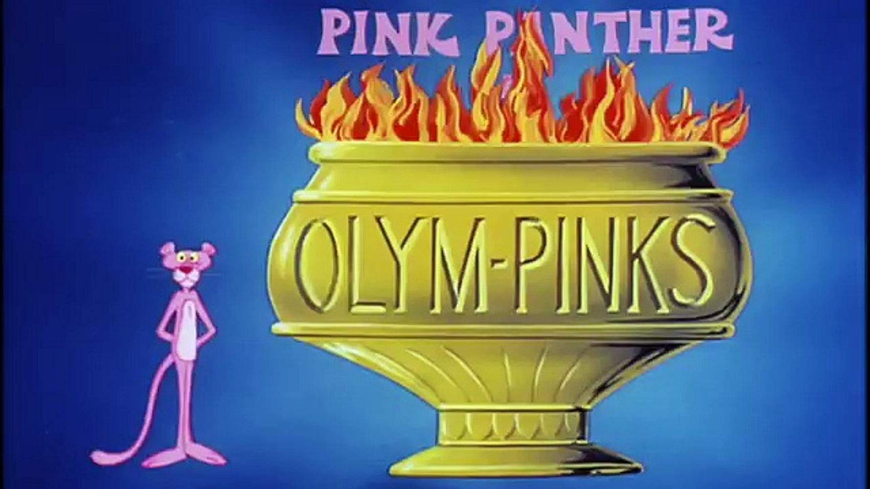 Pink Panther in the Olym-pinks (1980)