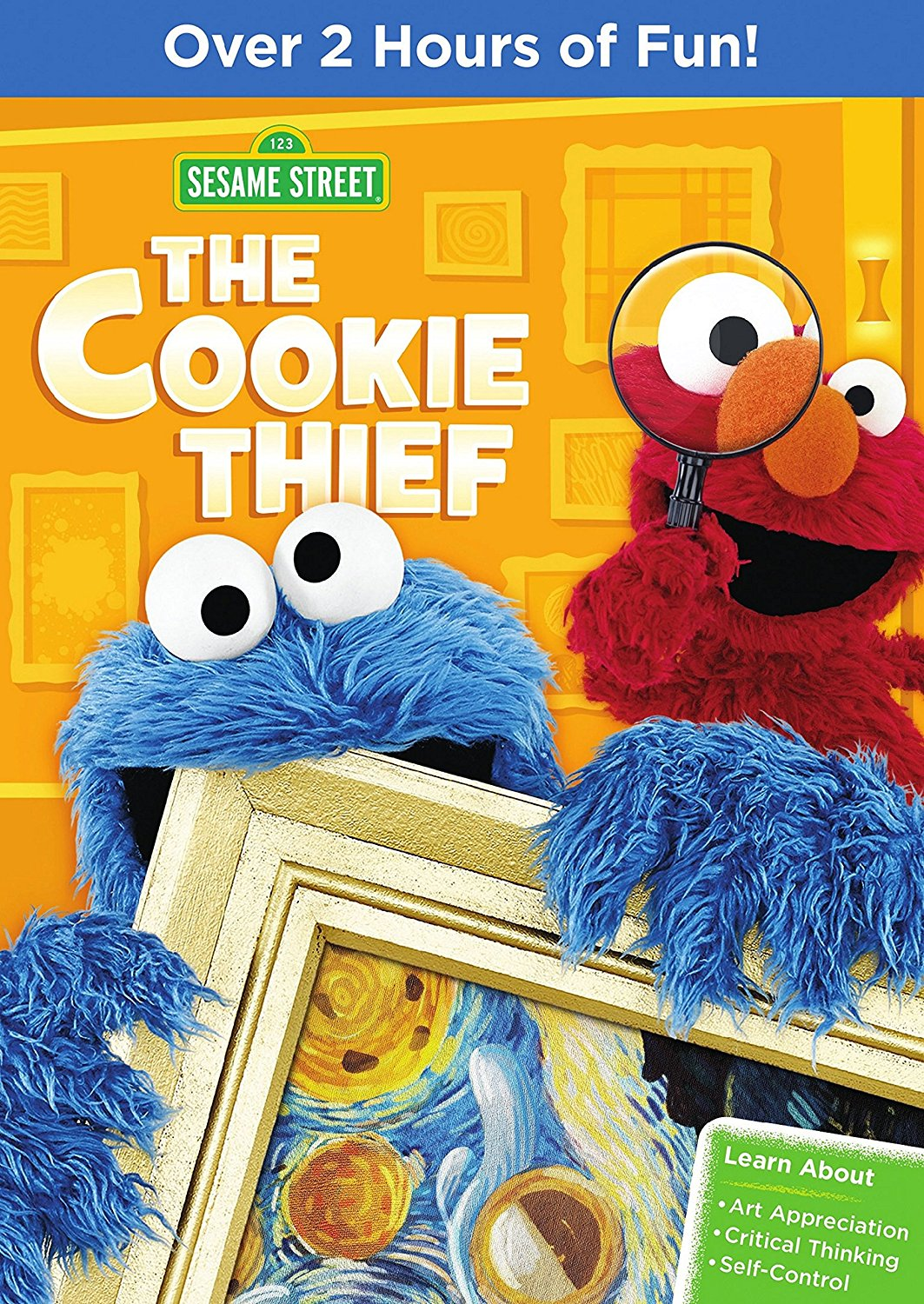 Sesame Street: The Cookie Thief (2015)