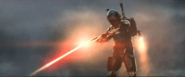 Star Wars - Episode II - Attack of the Clones (2002) SKYWALKER, SCI-FI GUN - WESTAR-34 BLASTER PISTOL FIRE