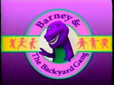 Barney and the Backyard Gang