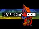 Crash Bandicoot Naughty Dog Logo Hollywoodedge, Dog Golden Lab Bark AT021501