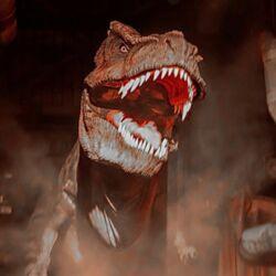 Jurassic Park: The Ride (Theme Parks)