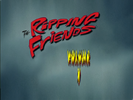 Ripping Friends Volume intro Sound Ideas, CARTOON, POP - LITTLE POP and Sound Ideas, CARTOON, HIT - HOLLOW BANG