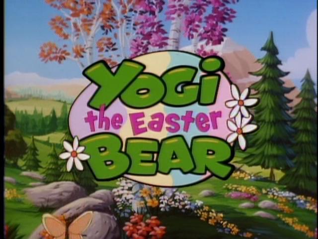 Yogi the Easter Bear (1994)