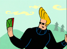 A Johnny Bravo Christmas Hollywoodedge, Quick Whistle Zip By CRT057502 and Sound Ideas, SWISH, CARTOON - SINGLE ROPE SWISH 02