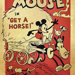 Get a Horse! (2013) (Shorts)