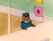 Richard Scarry's Best Busy People Video Ever Sound Ideas, CARTOON, HORN - BOAT HORN
