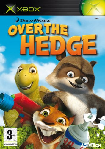 Over the Hedge (2006) (Video Game)