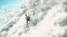 Sky Crawlers PROP PLANE POWER DIVE SCREAM 02