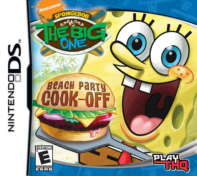 SpongeBob vs. The Big One: Beach Party Cook-Off (2009) (Video Game)