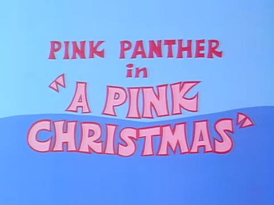 The Pink Panther: A Pink Christmas (1978)