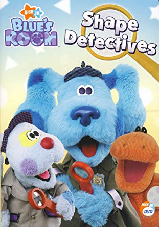 Blue's Room: Shape Detectives