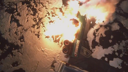 Frequency (2000) SKYWALKER, EXPLOSION - SMALL EXPLOSION