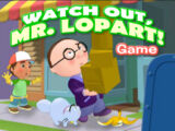 Handy Manny: Watch Out, Mr. Lopart! (Online Games)