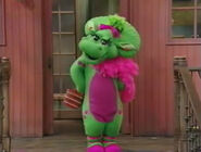 Barney Songs From the Park Sound Ideas, BOING, CARTOON - BIG, LONG BOING,