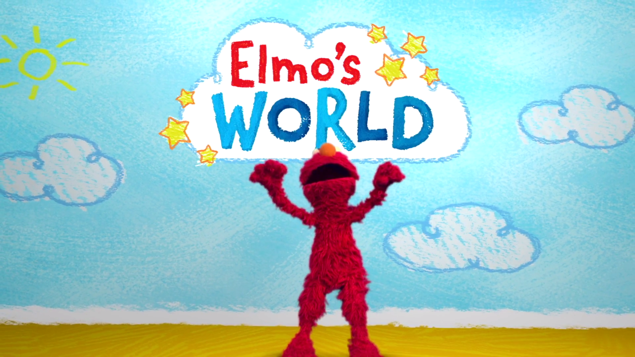 Elmo's World (2017 Series)