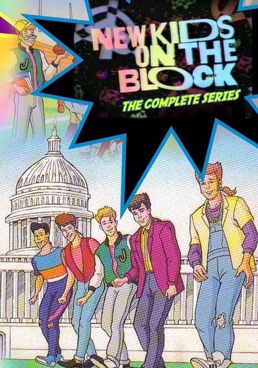 New Kids on the Block (TV Series)