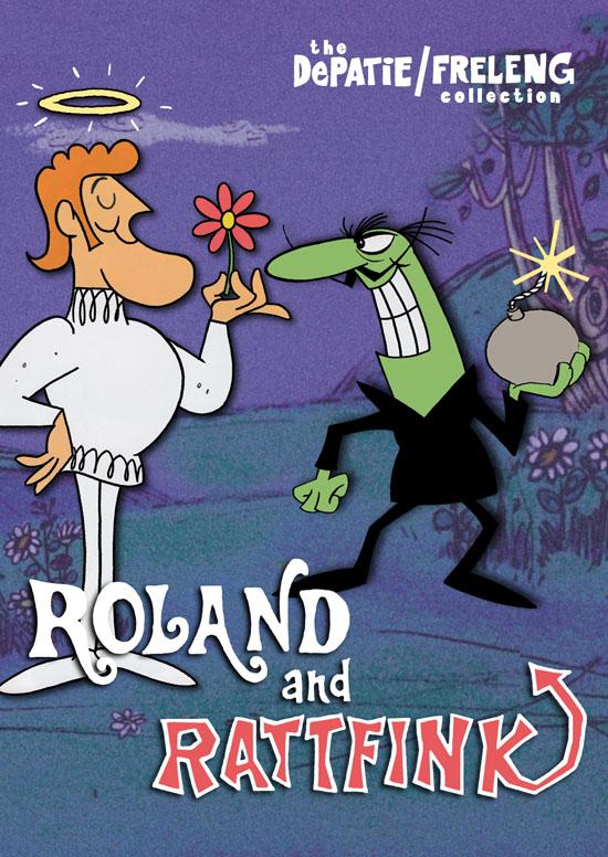 Roland and Rattfink Cartoons