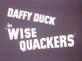 Wise Quackers