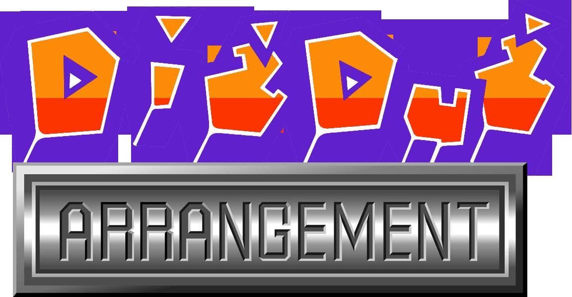 Dig Dug Arrangement
