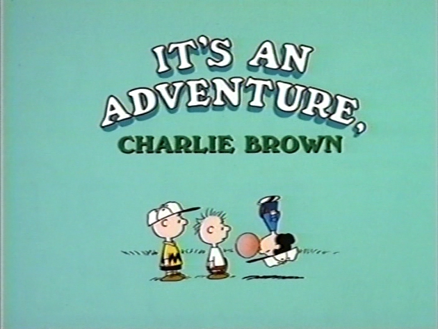 It's an Adventure, Charlie Brown (1983)