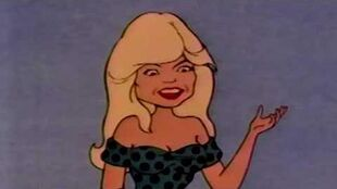 """WBBM Channel 2 - CBS Special - """"The Fantastic Funnies"""" with Loni Anderson (1980)-0"""