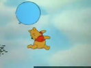 Many Adventures of Pooh Radio Beeps Static CRT051403 Airy Oscillating Balloon Whistle