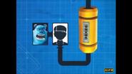 Monsters, Inc. Interactive Story (IOS) JUMANJI LION ROAR
