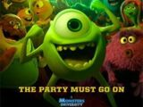 Monsters University: Party Central (2014)