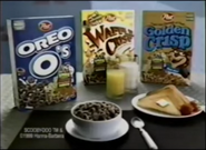 Post Cereals Ad- Scooby Doo THUNDER - BIG THUNDER CRACK AND RUMBLE, WEATHER 2