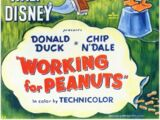 Working for Peanuts (1953) (Shorts)