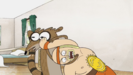 Regular Show S1 Ep. 1 Hollywoodedge, Chin Punch FS040402