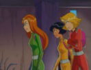 Totally Spies! S02E09 Sound Ideas, WIND - EERIE WIND, WEATHER