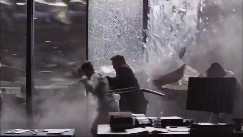 SKYWALKER, EXPLOSION - CRASHED METAL SQUEAKING ACCENT