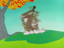Looney Tunes Cartoons TAZ SPIN 11