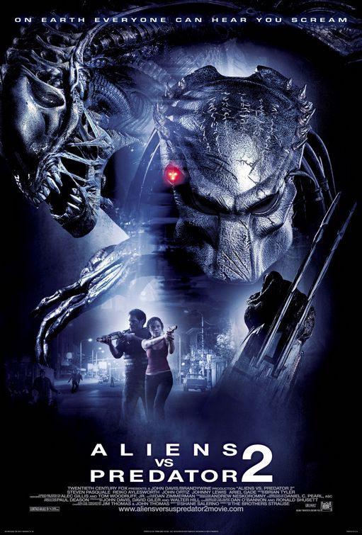 Aliens vs. Predator: Requiem (2007)