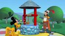 Goofy's Giant Adventure Sound Ideas, XYLOPHONE - XYLOPHONE- LONG RUN DOWN, CARTOON, MUSIC, PERCUSSION