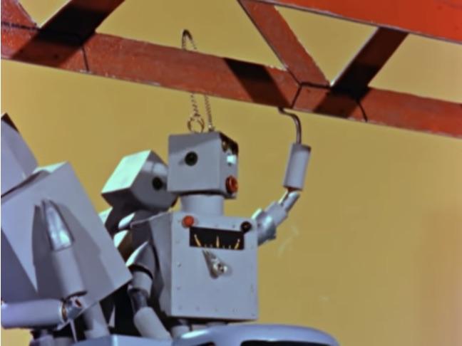 Clokey Robot FX 2