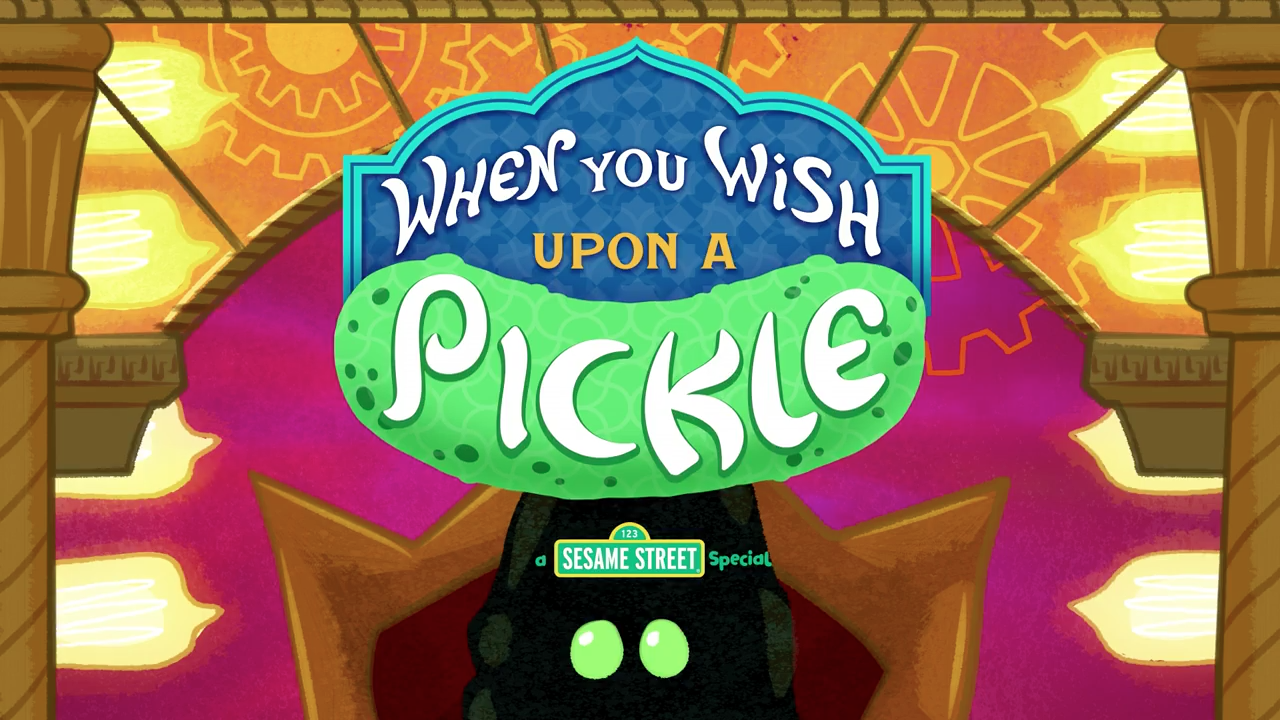 Sesame Street: When You Wish Upon a Pickle (2018)