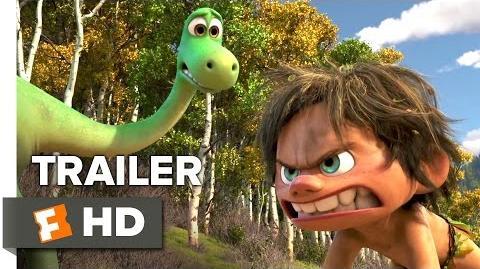 The Good Dinosaur (2015) (Trailers)