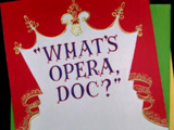 What's Opera, Doc? (1957 Short)