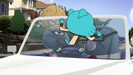 The Amazing World of Gumball The Debt Hollywoodedge, Small Swishes Light FS048101 Sound Ideas, SWISH - ARM OR WEAPON SWING THROUGH AIR, SWOOSH 03-1
