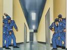 City Hunter - Death of the Vicious Criminal Ryo Saeba (1999) Sound Ideas, SKID, CARTOON - BENT SKID