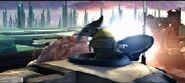 Clone Wars, The SKYWALKER, METAL - QUICK DOUBLE SQUEAK 02